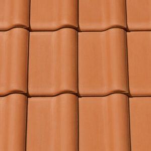 Creaton Balance kerámia tetőcserép - natúrvörös