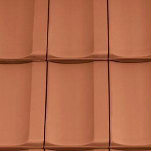 Creaton Cantus kerámia tetőcserép - natúrvörös