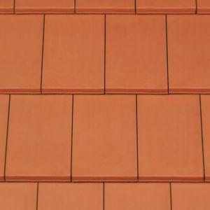 Creaton Domino kerámia tetőcserép - natúrvörös