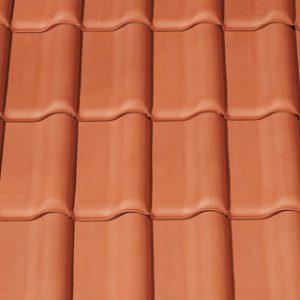 Creaton Futura kerámia tetőcserép - natúrvörös