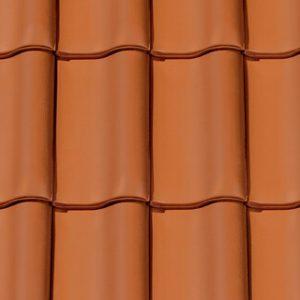 Creaton Harmonie kerámia tetőcserép - natúrvörös