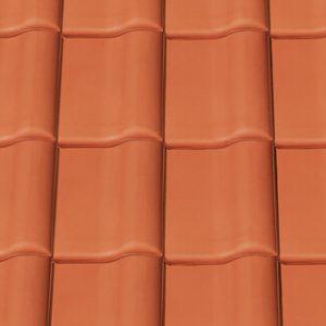 Creaton Magnum kerámia tetőcserép - natúrvörös