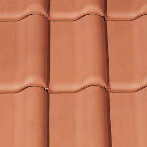 Creaton MZ3 kerámia tetőcserép - natúrvörös