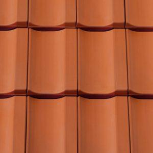 Creaton Optima kerámia tetőcserép - natúrvörös