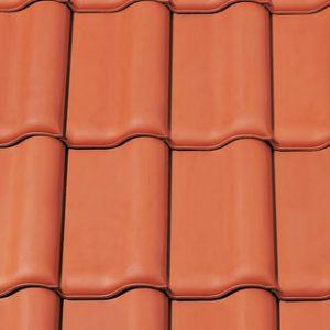 Creaton Premion kerámia tetőcserép - natúrvörös