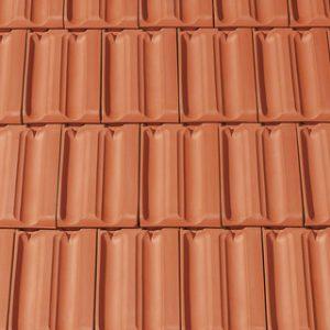Creaton Ratio kerámia tetőcserép - natúrvörös