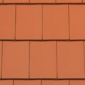Creaton Róna egyenesvágású profil hornyolt tetőcserép